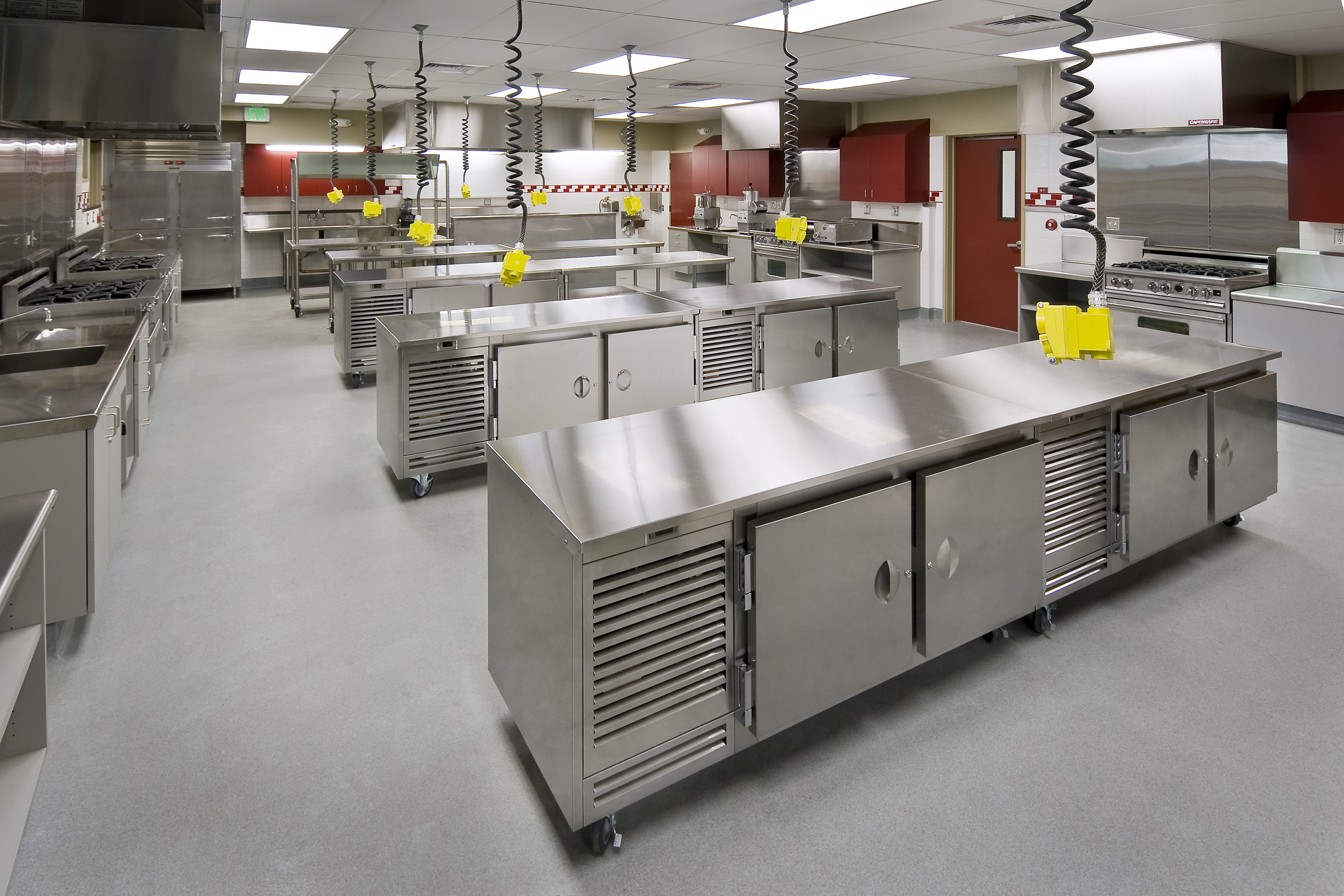 Our story carpkitchen for School kitchen designs